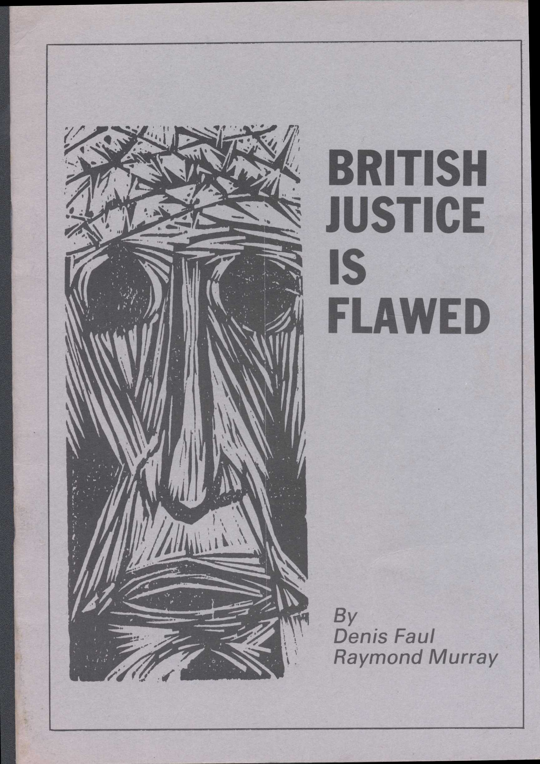 british justice is flawed