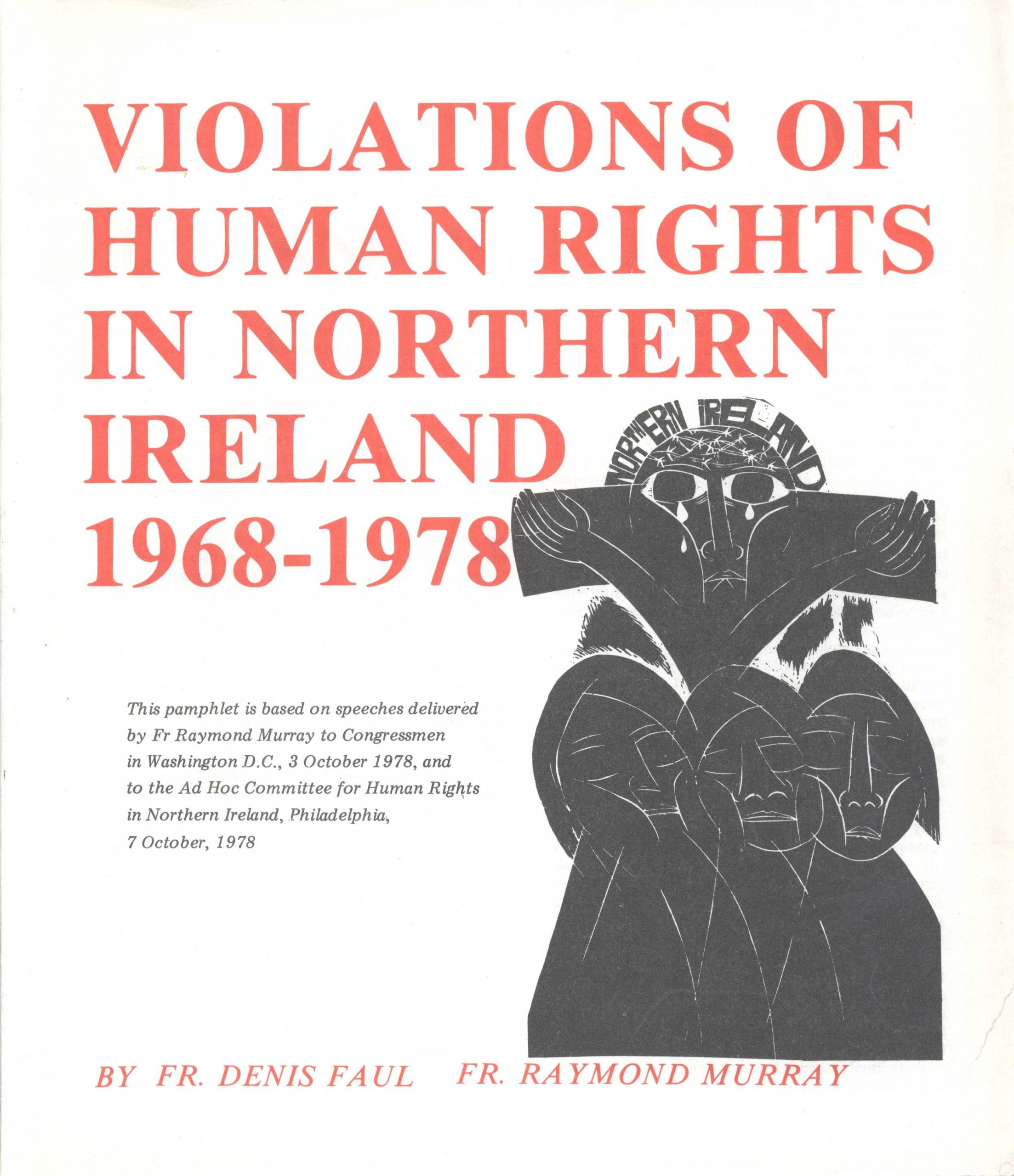 violations of human rights in northern ireland 1968-1978